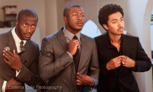 Barbati afro-americani